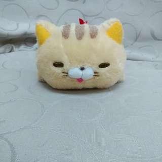 超萌 爬爬 貓 可貓小貓 公仔 (擺設裝飾一流) 造型少有