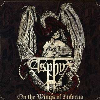 Asphyx – On The Wings Of Inferno CD (Remastered)