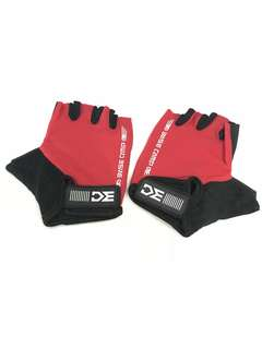 Brand New Base Camp Half Fingers Hand Gloves