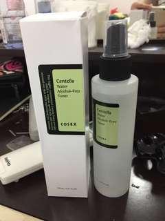 cosrx  alcohol free centella water toner ( ORI )