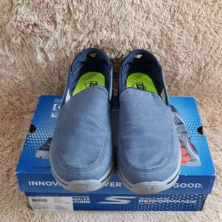 Skechers Gowalk 3 Denim Size 43.5