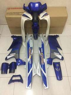 Coverset Original HLY Yamaha 125z & 125zR