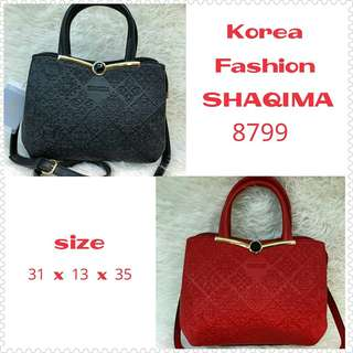 Tas Korea Fashion SHAQIMA 8799 import