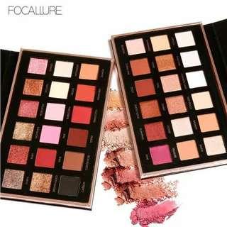 Focallure eyeshadow palette we care your vafors