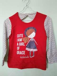 Aero Girl Long Shirt