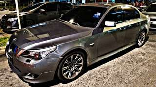 BMW 525i SPORTS E60 (SAMBUNG BAYAR @CONTINUE LOAN)