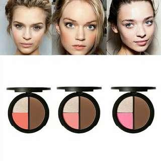 Focallure trio blush, contour & highlighter