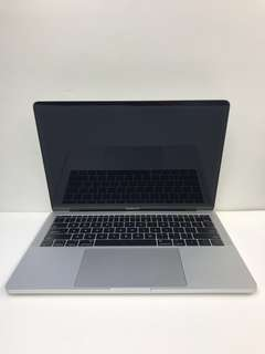 "MacBook Pro 13.3"" i5 2.3G 8G 128G 640 2017銀色"