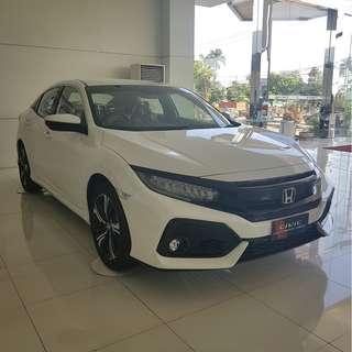 Honda Civic Hatchback turbo mobil baru 2018