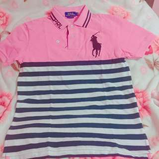 T-shirt polo authentic