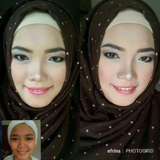 Promo ramadhan belajar makeup