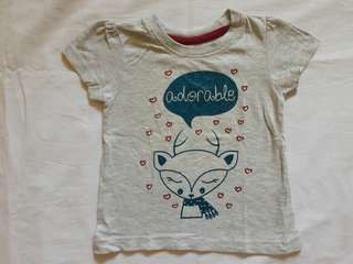 T-shirt for baby girl