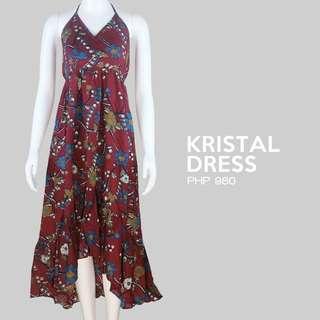 Krsital Dress