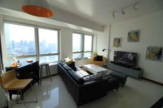 Condo with amazing MBS view