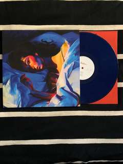LIMITED EDITION!! - Lorde - Melodrama - Blue Vinyl
