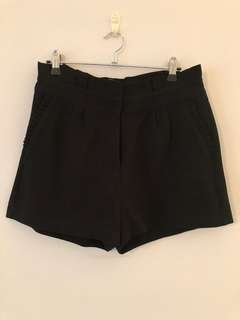 Dotti black shorts