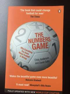 New world cup book