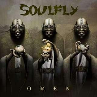 Soulfly – Omen CD