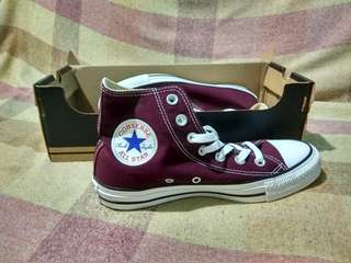 Converse original - High Maroon Made In Vietnam