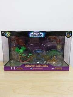 (Brand New) Skylanders Imaginators Figurine Enhanted Elven Forest Advanture Pack