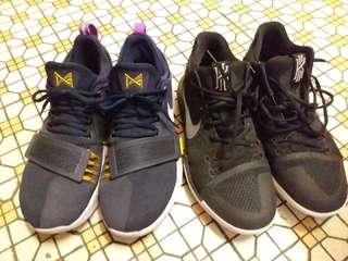 Nike kyrie 3 & Paul George 1