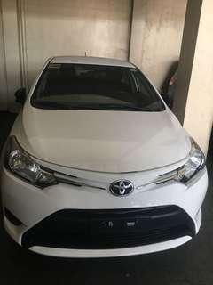 2016 Toyota Vios J 1.3 Gas MT