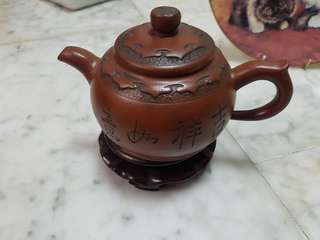 Teapot chinese