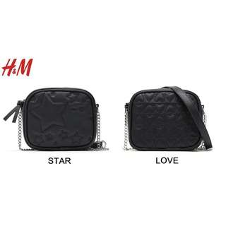❤️ (RS & FREE POS) H&M Quilted Sling Bag