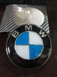 BMW logo hood 3, 5 series