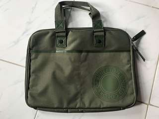 Benetton laptop bag