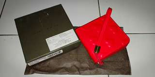 dompet charles & keith authentic