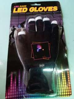 LED手套