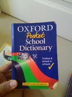 Buku Kamus Oxford