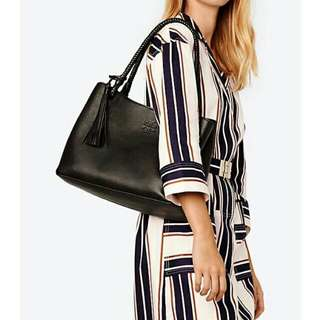 TORYBURCH taylor triple compartment tote