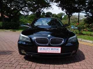 BMW 525i $80/day