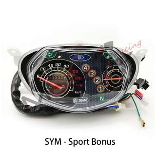 SYM SPORT-BONUS METER ASSY ( HIGH QUALITY PART)