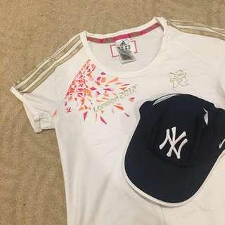 Adidas London Olympics 2012 jersey