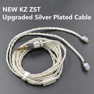 KZ Advance Silver Cables