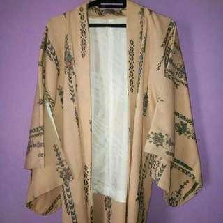 #winkuih. BN Kimono Cardigan