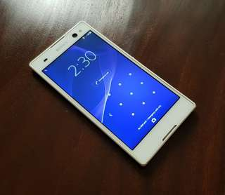 Sony Xperia C3 5.5 inch Display Good Working Condition