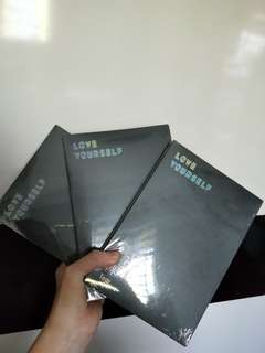 INSTOCK SEALED BTS TEAR ALBUM