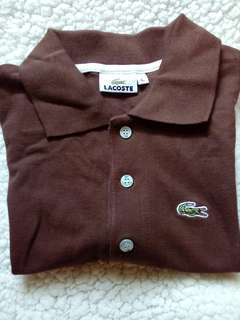 Orig Lacoste polo shirt