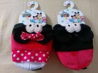 🚚 全新日本迪士尼 tsumtsum布偶衣服 米奇米妮 Disney