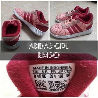 Adidas girl kid