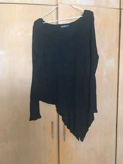Black Top Slanted by Cotton On