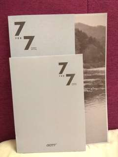 Got7 7for7 present edition cozy hour album