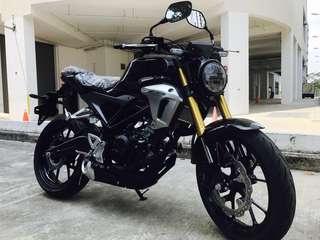 Honda CB150R (New)