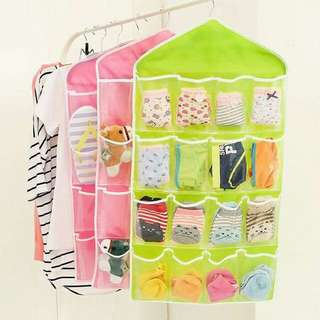 Underwear and socks organizer