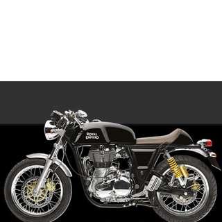 Royal Enfield Cafe Racer 535cc