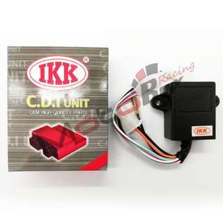 YAMAHA RXZ ( IKK ) CDI UNIT = NO CUT OFF =